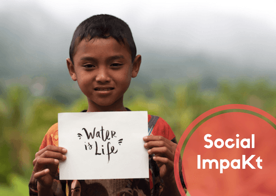 Social ImpaKt water filter project