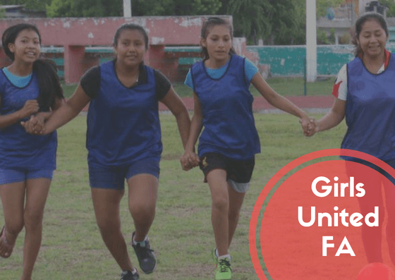 girls united empower girls project
