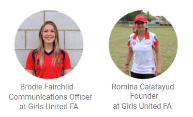 Girls United FA requests