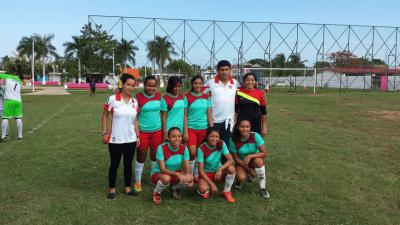 Girls United FA sports