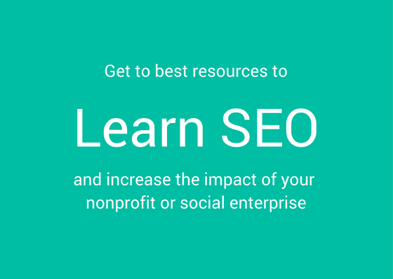 learn seo for your nonprofit