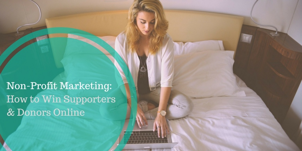 Non-Profit Marketing- How to Win Supporters and Donors Online