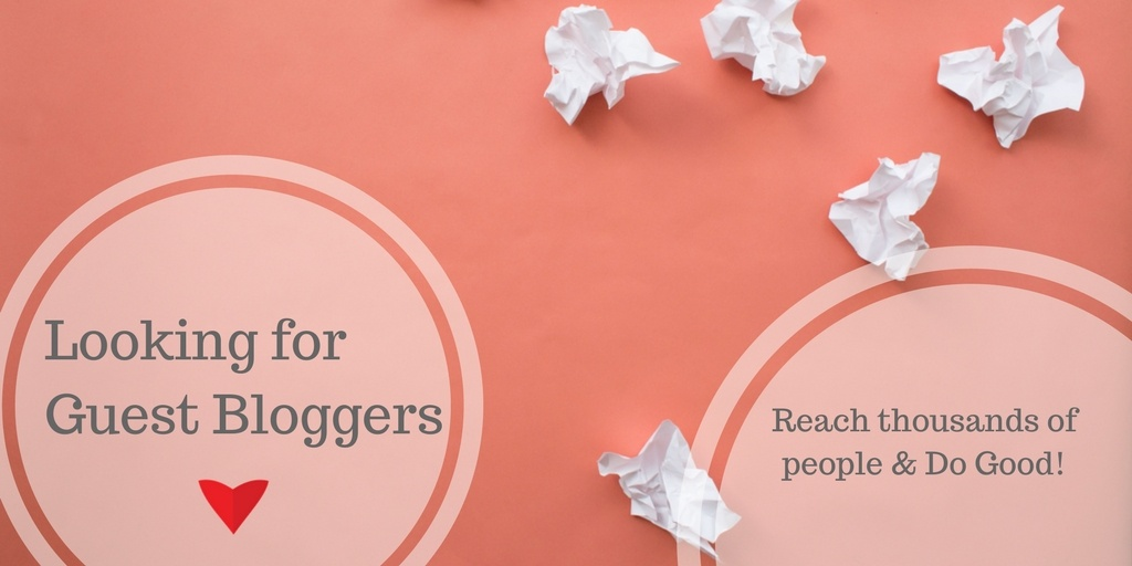 become guest blogger help nonprofits