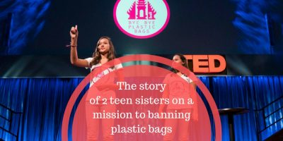 the story of bye bye plastic bags