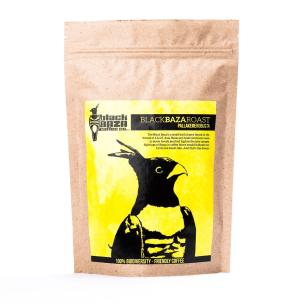 Black Baza Roast coffee