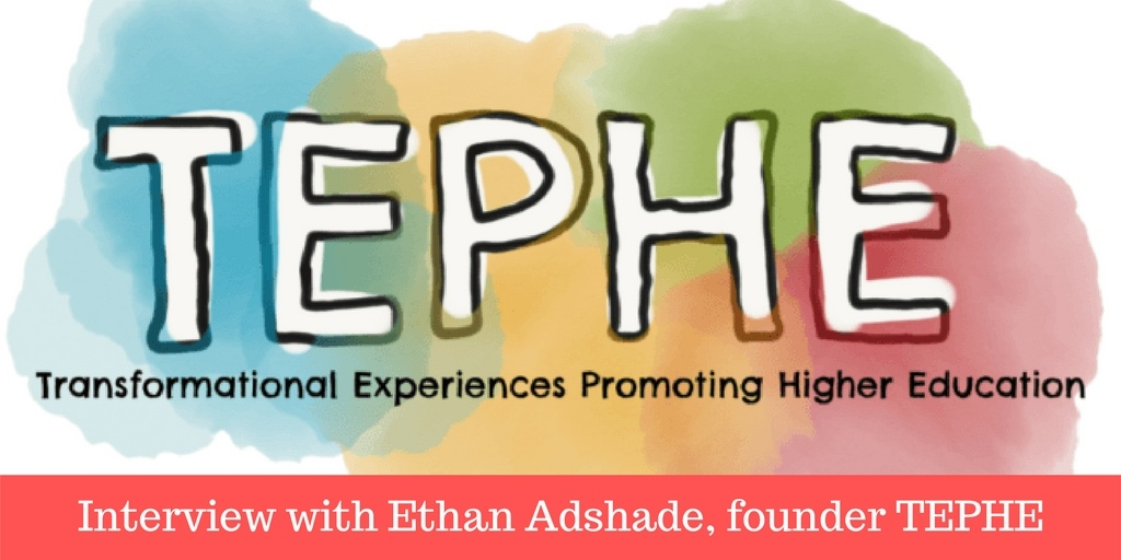Interview with Ethan Adshade, founder of TEPHE