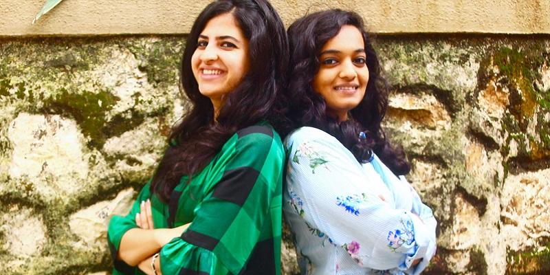 Manizaay and Rashi, founders Ripple Effect