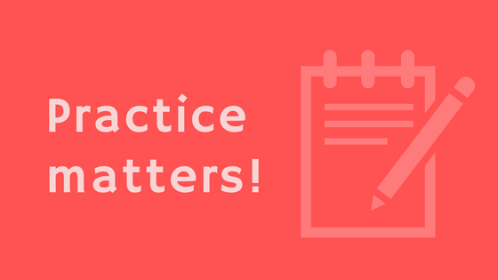 SEO Practice matters!