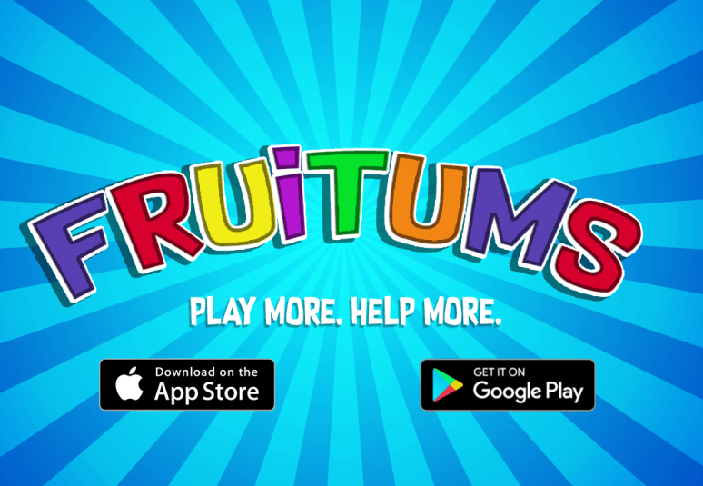 Fruitums Helping Hand Games