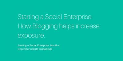 how blogging helps increase exposure