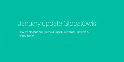 Starting a Social Enterprise - January update