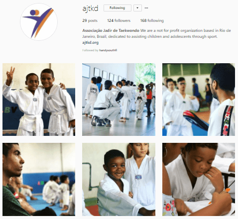 how can AJTKD reach more people on instagram