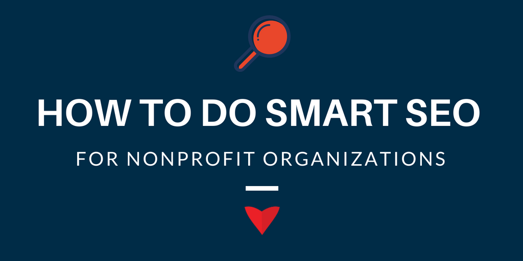 How To Do Smart SEO for Nonprofit Organizations