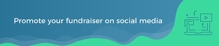 How to promote your fundraiser on social media