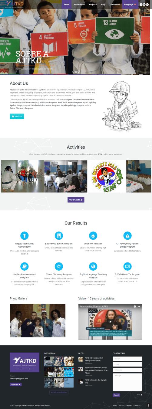 AJTKD homepage