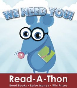 Hold a Read-A-Thon Fundraising idea