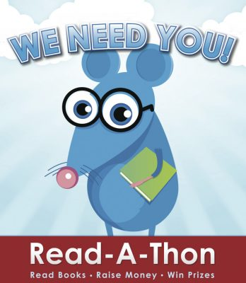 Hold a Read-a-thon - fundraising idea