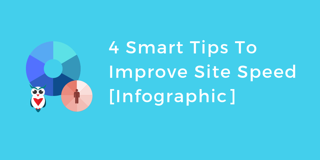 4 Smart Tips To Improve Site Speed [Infographic]