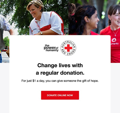 Notify subscribers of Donation Campaigns