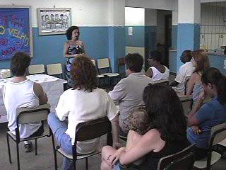Candida Couras volunteer AJTKD and psychologist