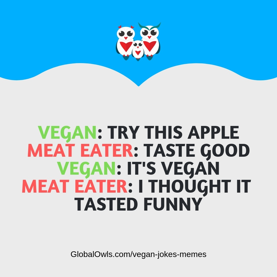 vegan joke 2