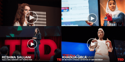 Top Woman Empowerment TED Talks