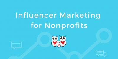 influencer marketing for nonprofits