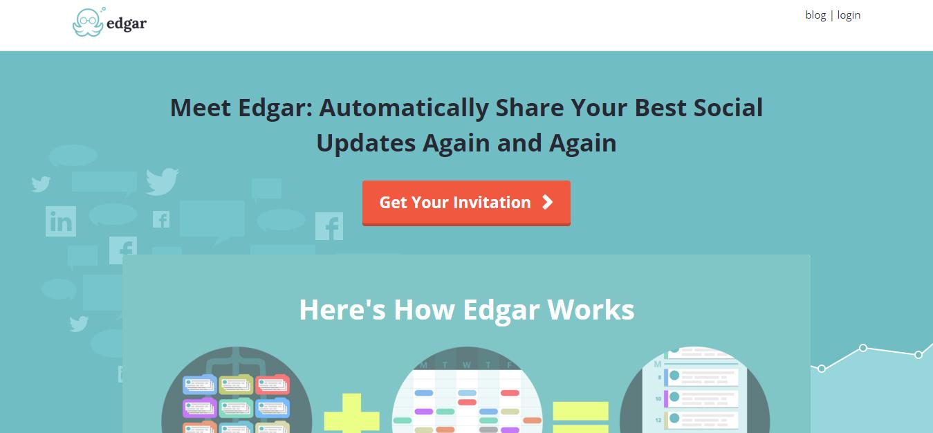 social media tool meet edgar