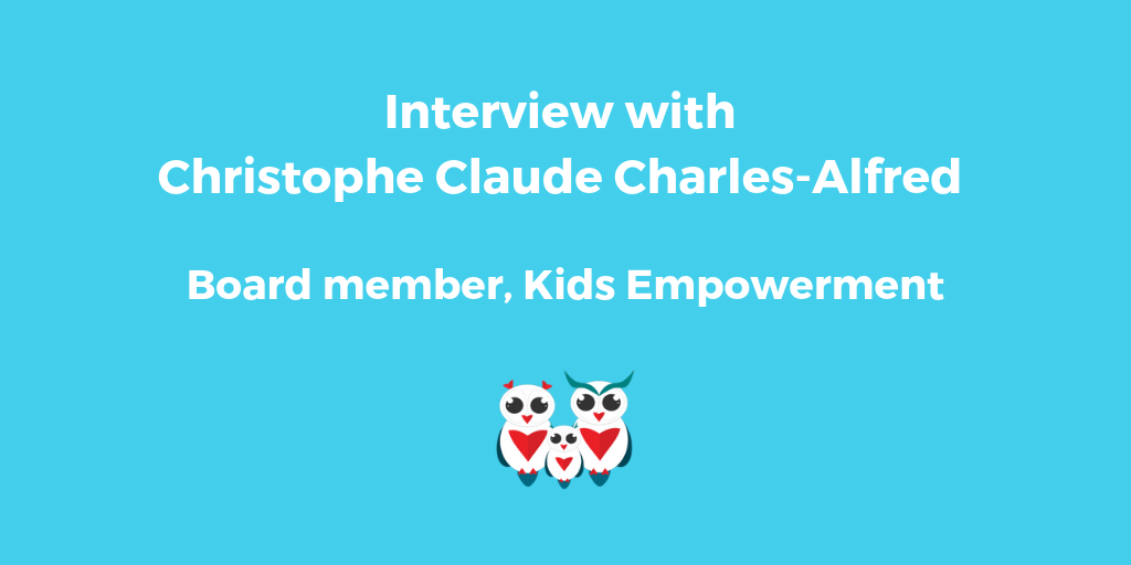 Interview with kids empowerment