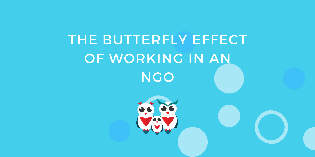 The Butterfly Effect of Working in an NGO