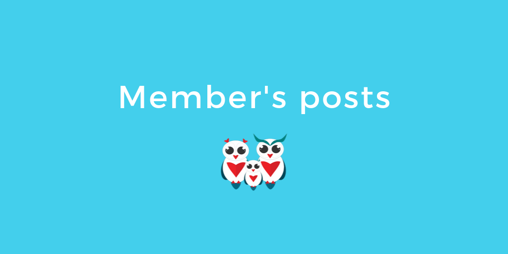 Member's posts GlobalOwls blog