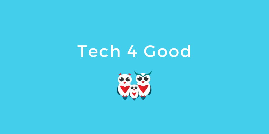 Tech for good GlobalOwls blog