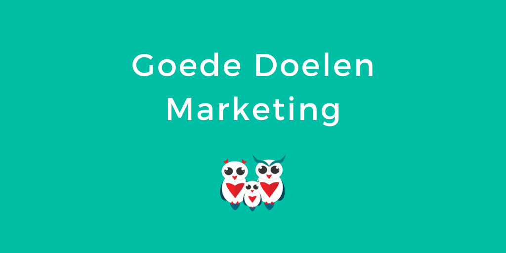 Goede doelen marketing