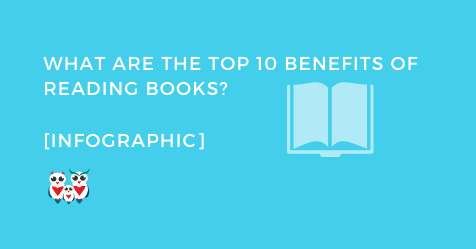 top benefits of reading books