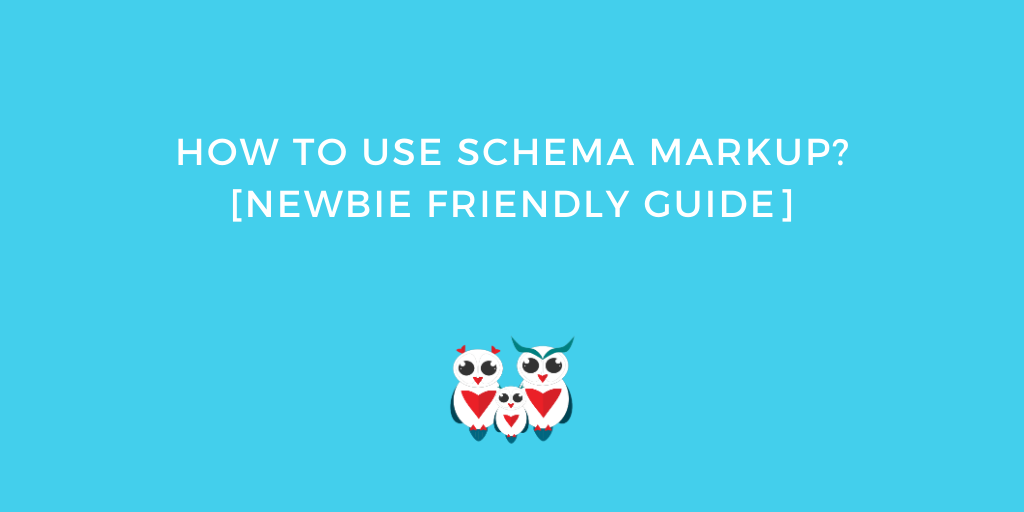 How to use Schema Markup? [Newbie Friendly Guide]
