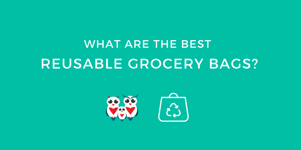 What are the best reusable grocery bags?