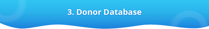 3 Essentials for Fundraising Technology - Donor Database