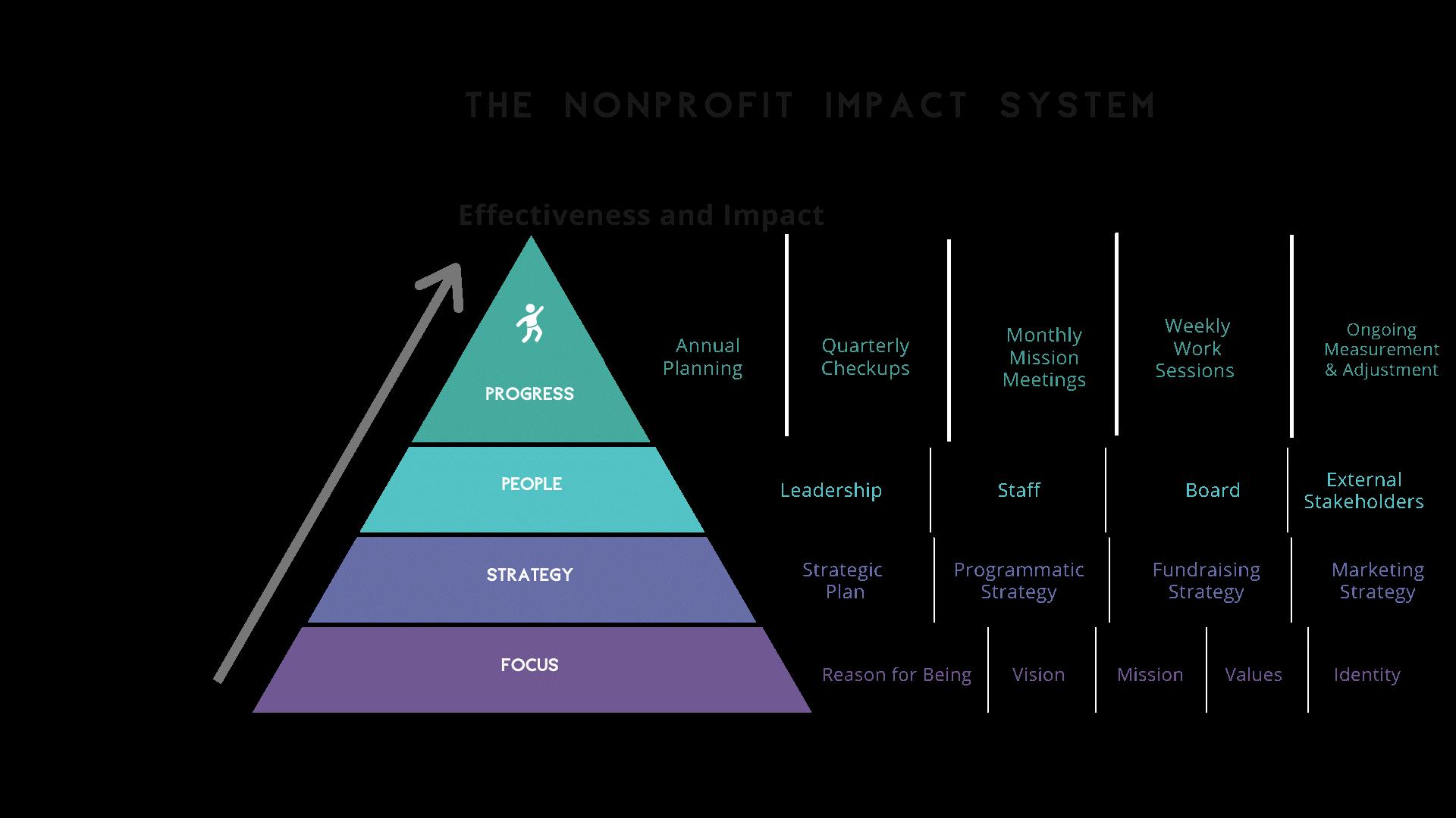 nonprofit impact system