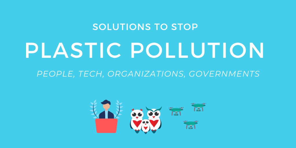 solutions to stop plastic pollution