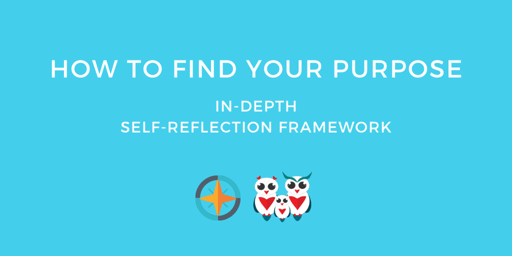 How to Find Your Purpose framework