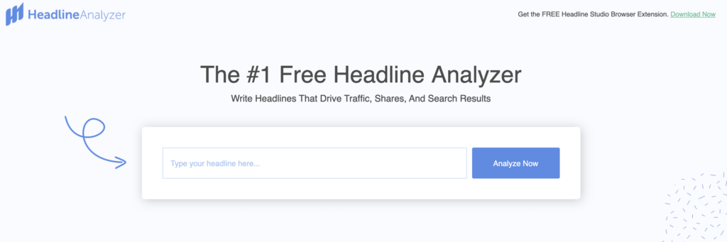 free blog title analyzer by coschedule