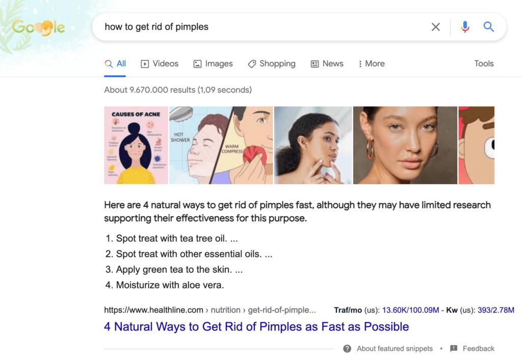 write blog post titles google research